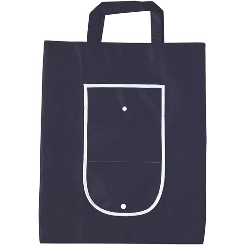 Rainham Fold Up Bag in navy
