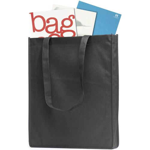 Chatham Budget Tote/Shopper Bag in black