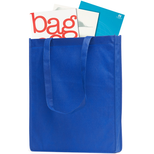 Chatham Budget Tote/Shopper Bag in navy