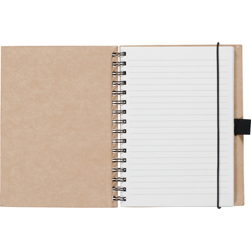 Birchley A5 Recycled Notebook in
