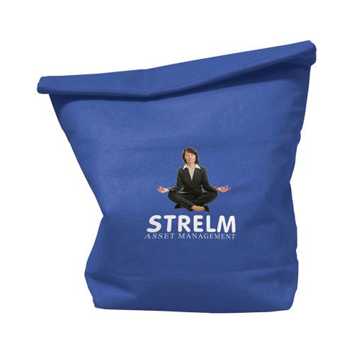 Grab Cooler Bag in blue