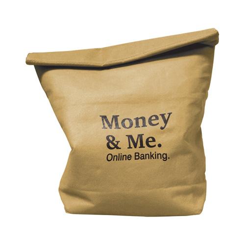 Grab Cooler Bag in natural