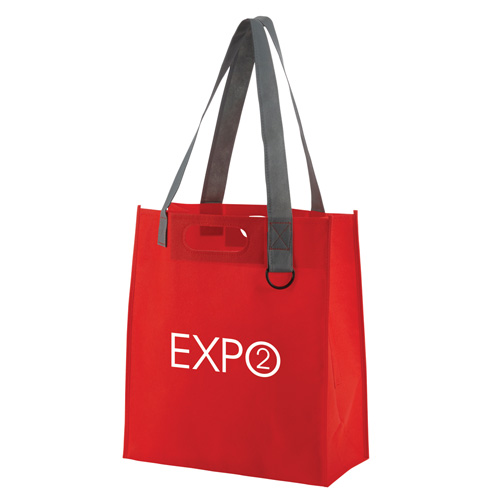 Expo Bag in red