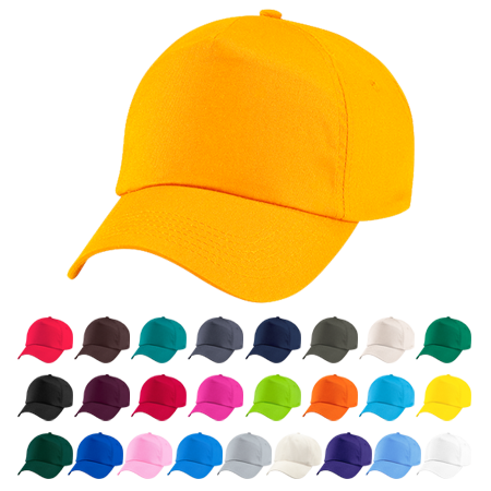 Original Cotton Cap in yellow