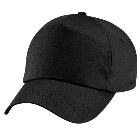 Original Cotton Cap in black
