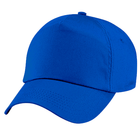 Original Cotton Cap in bright-royal