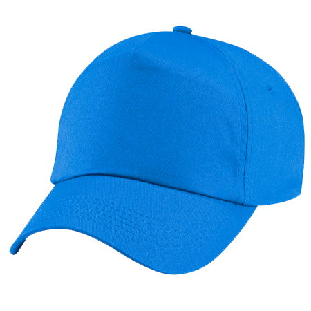 Original Cotton Cap in cornflower-blue