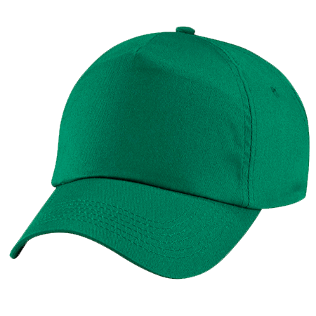 Original Cotton Cap in kelly-green