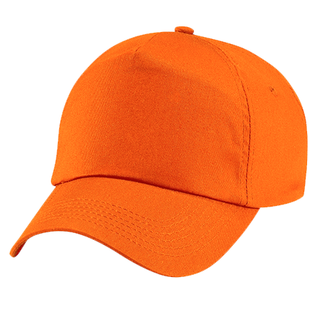 Original Cotton Cap in orange