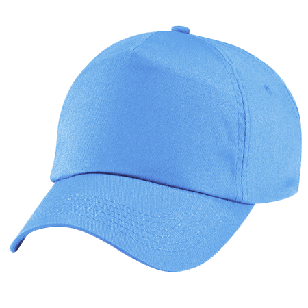 Original Cotton Cap in sky-blue