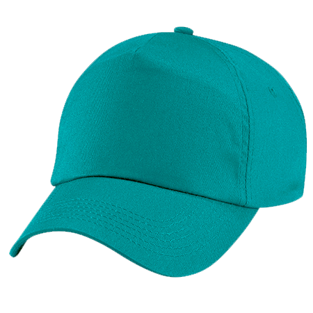 Kids Original Cotton Cap in emerald