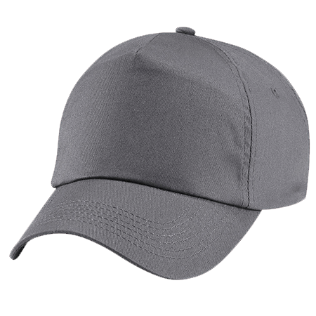 Kids Original Cotton Cap in graphite-grey