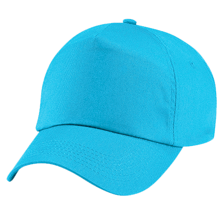 Kids Original Cotton Cap in surf-blue