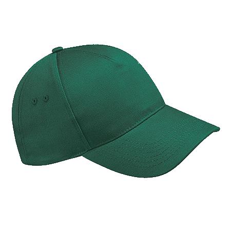 Ultimate Cotton Cap in bottle-green