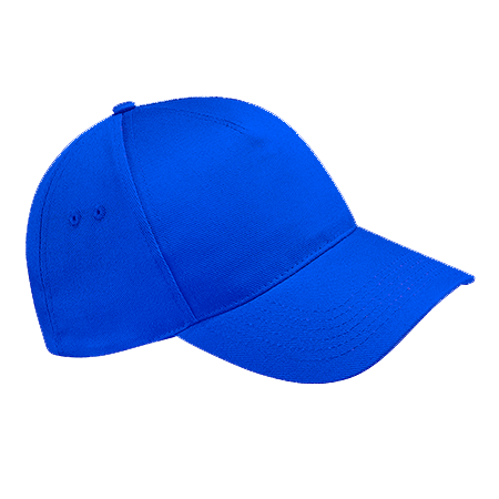 Ultimate Cotton Cap in bright-royal