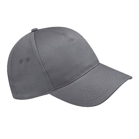 Ultimate Cotton Cap in graphite-grey