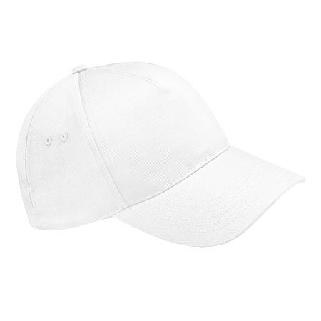 Ultimate Cotton Cap in white