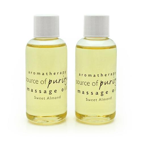 Sweet Almond Massage Oil, 50ml