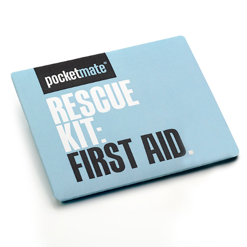 Printed Pocketmate Rescue Kit First Aid