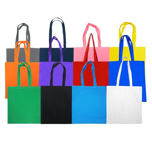 Dunham 5oz Premium Natural Cotton Shopper Bag in