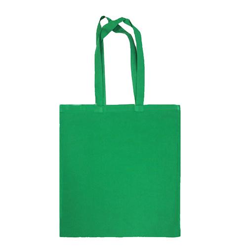 Dunham 5oz Premium Natural Cotton Shopper Bag in green