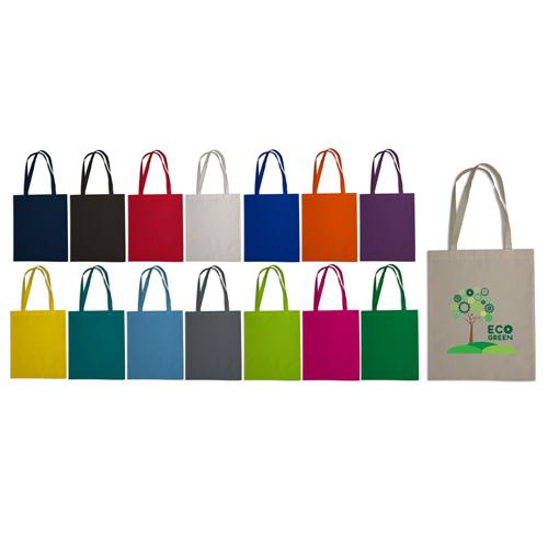 Dunham 5oz Premium Natural Cotton Shopper Bag