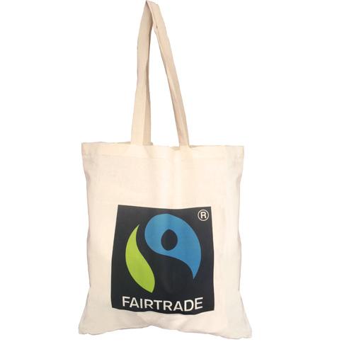 Dunham 5oz Fairtrade Cotton Shopper