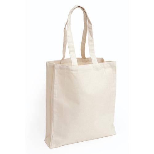 Dunham 10oz Natural Cotton Canvas Bag With Gusset