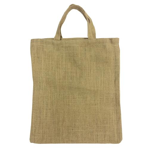 Natural Jute Reusable Eco Shopper Bag