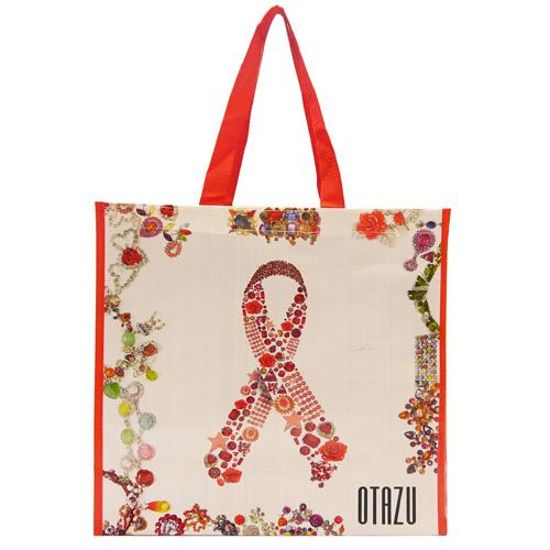 Medium Non Woven Shopping Bag With A Gusset