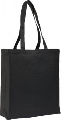 Dunham 8oz Premium Natural Cotton Shopper Bag with Gusset