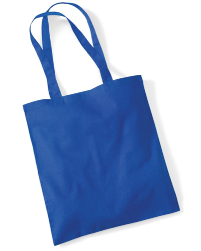 Westford Mill Bag For Life in Bright Royal Blue