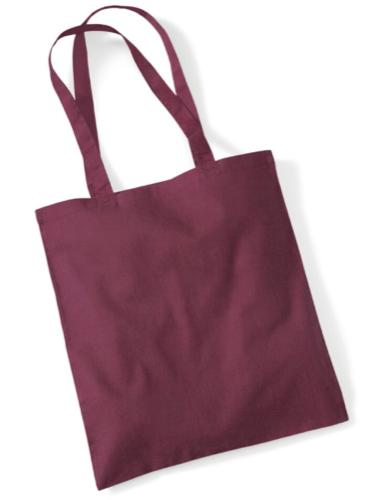 Westford Mill Bag For Life in Burgundy