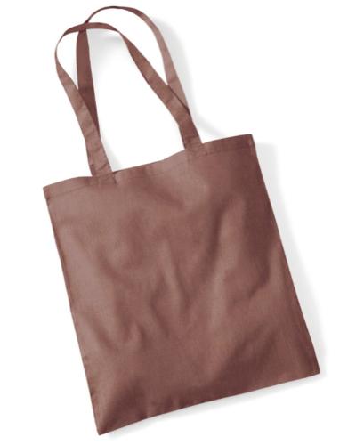 Westford Mill Bag For Life in Chestnut
