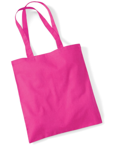 Westford Mill Bag For Life in Fuchsia
