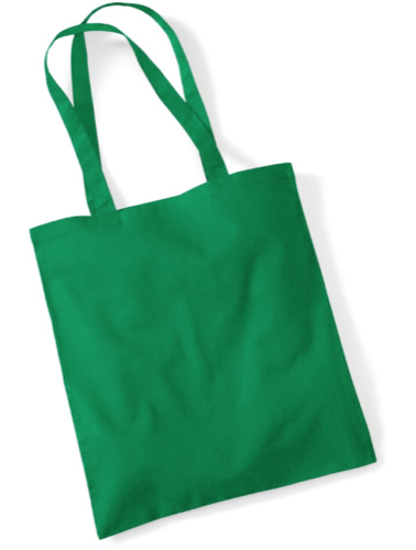 Westford Mill Bag For Life in Kelly Green