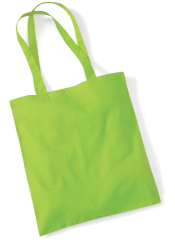 Westford Mll Bag For Life in Lime Green