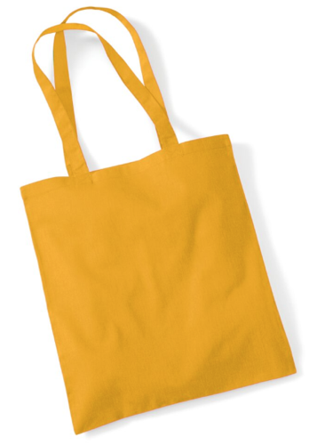 Westford Mll Bag For Life in Mustard