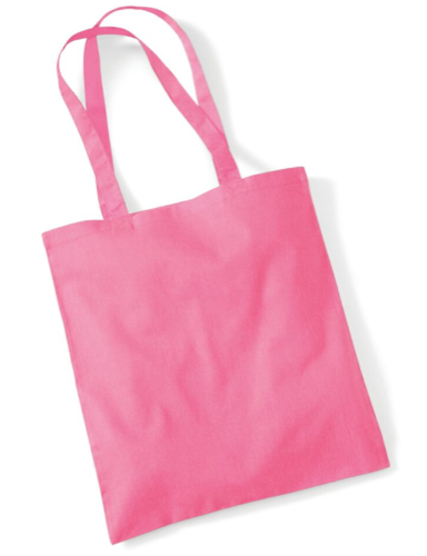 Westford Mll Bag For Life in True Pink