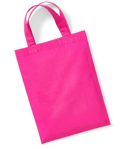 Westford Mill Party Bag For Life in Pink