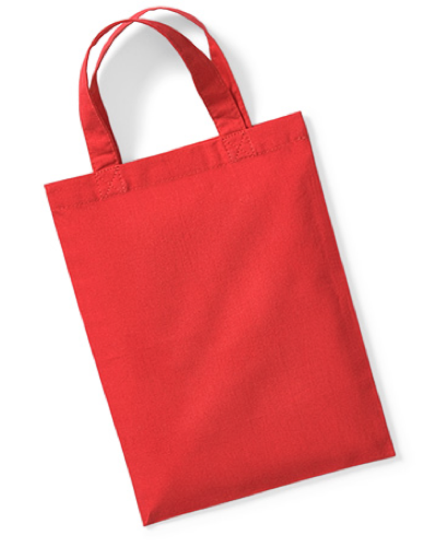 Westford Mill Party Bag For Life in Red