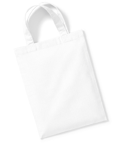 Westford Mill Party Bag For Life in White
