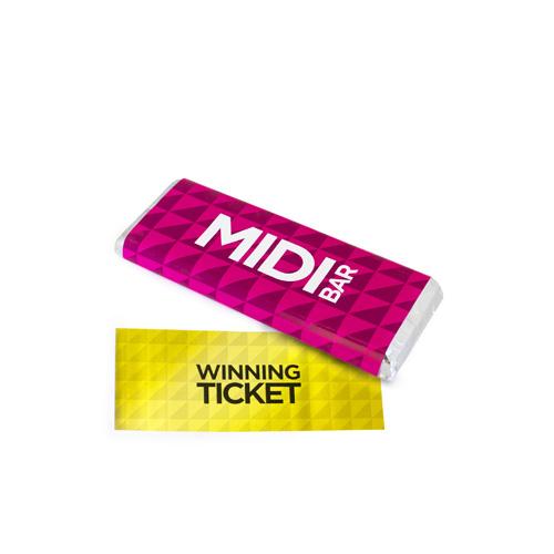 Winning Ticket Insert