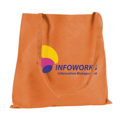 Shopper Shopping Bag Orange