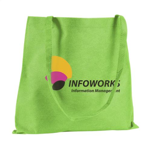 Shopper Shopping Bag Bright-Green