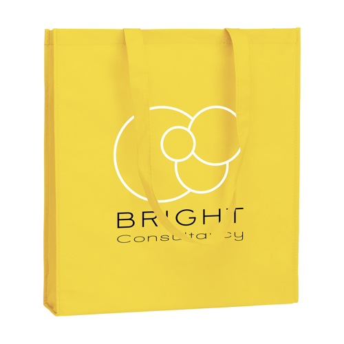 Pro-Shopper Shopping Bag Yellow