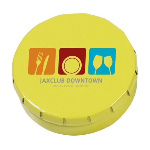 Miniclictin Peppermints Yellow