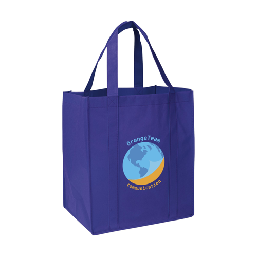 Shopxl Shopping Bag Cobalt-Blue