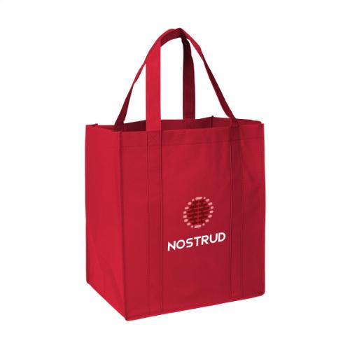 Shopxl Shopping Bag Red
