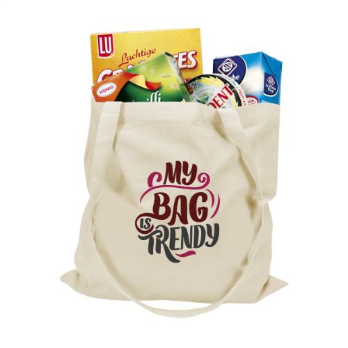Shoppybag (135G/M²) Cotton Bag Ecru